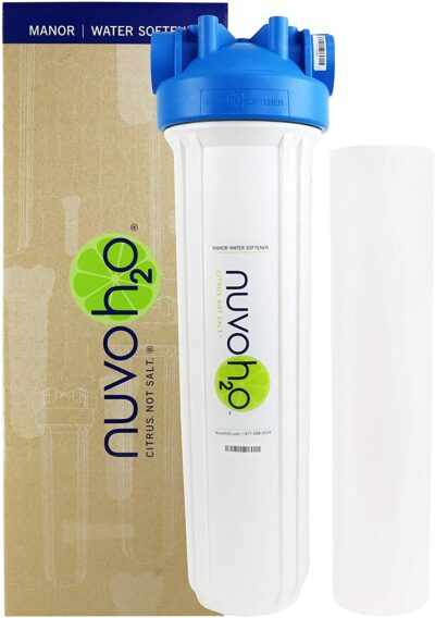 Nuvo H2O Manor Water Softener System