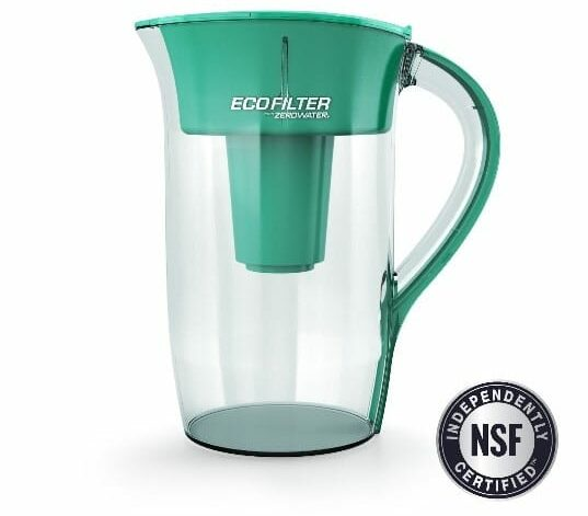 EcoFilter by ZeroWater 10 Cup Pitcher